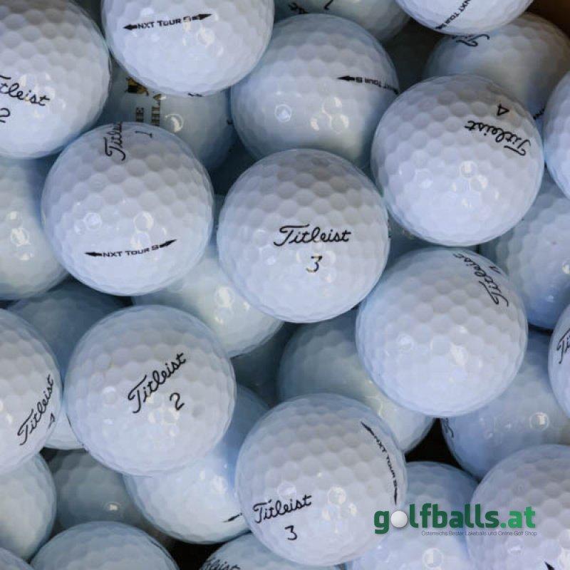 Titleist Nxt Tour Lake Balls