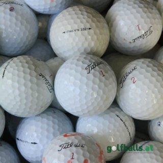 Elegant Titleist Golf Ball Selector