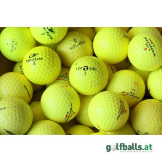 Gelbe Trainingsbälle Lakeballs Mixed - AA/A