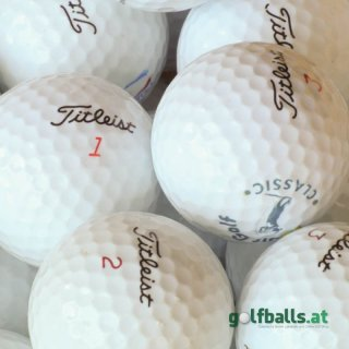 Titleist Lakeballs Mix | AA/A - Ideal für Training