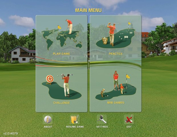 Creative Golf 3D - Uneekor Edition - GOLFISIMO
