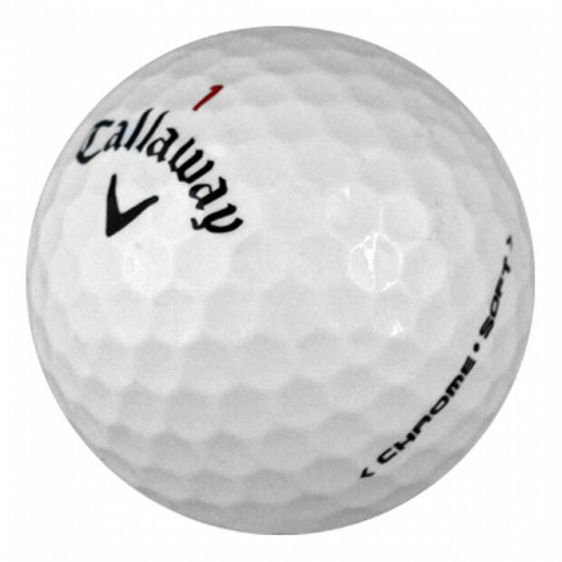 Callaway Chrome Soft | AAAAA Pearl Hand Sorted