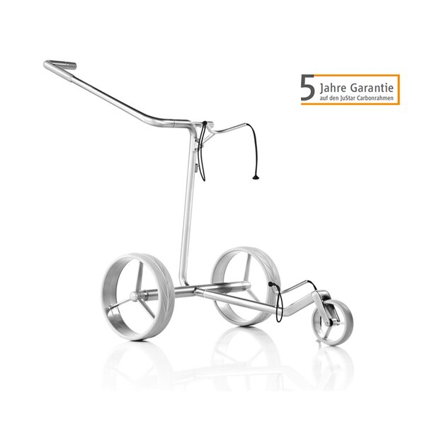 Justar CARBON Light E-Trolley