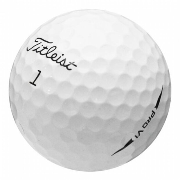 Titleist Pro V1 | AAAA | 2020 Pearl only Handsortierte...