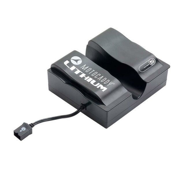 MotoCaddy 36 Hole S Series Lithium Battery & Charger