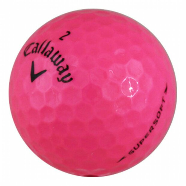 Callaway SuperSoft PINK only| AAAA