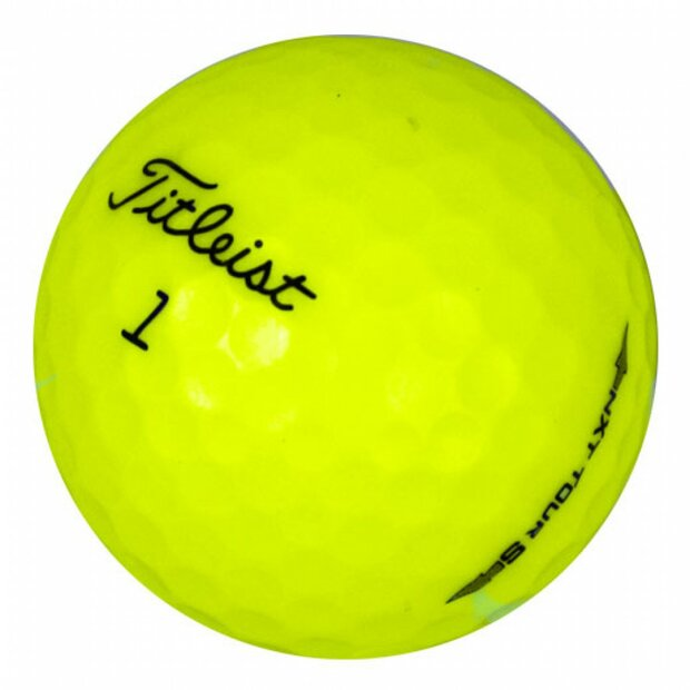 Titleist NXT Tour S Yellow | AAAA/AAA