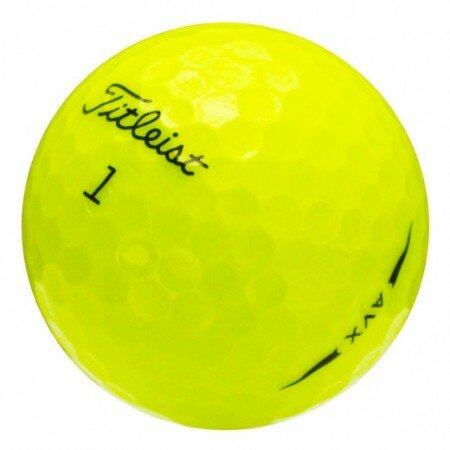 Titleist AVX Yellow | AAAA/AAA