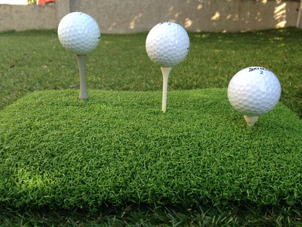 Tee Turf HItting Stripe - for GSK Elite 55 x 200 Hitting...